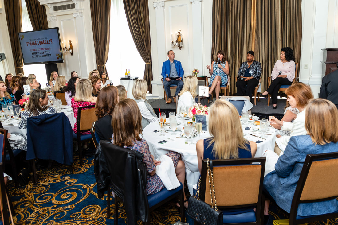 Pleasant Spring Luncheon Children Of Shelters Pabps2019 Chair Design Images Pabps2019Com